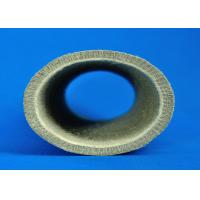 Quality High Temperature Kevlar Felt Roller Felt Strip Roll Green With Resin Or Not for sale