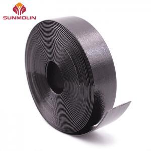 Quality Black waterproof tpu plastic coated webbing strap for sale
