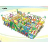 Quality Colorful Indoor Playground Equipment (VS1-090311-77A-09) for sale