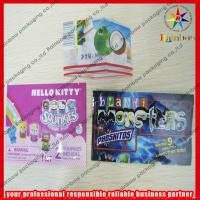 Quality PET Heat Sensitive Shrink Sleeve Printing Water-proof For Milk for sale