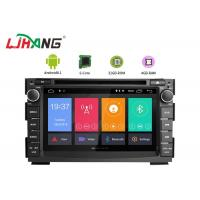 Quality KIA CEED Android Double Din Stereo Player With SD Card Port USB LD8.1-5744 for sale