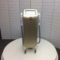 Quality 0-5℃ 2 handles with 3000W SHR hair removal machine in best price for sale
