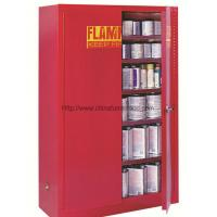 Buy cheap Fireproof Flammable Safety Cabinet , 150 Kg Loading Flammable Storage Containers from wholesalers