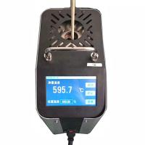 China Digital dry block temperature calibrator for temperature transmitter on sale