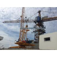 Quality New QD80 Derrick Crane to Disassebly Inner Tower Crane with 8t and 30m Boom for sale