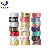 China Arts and DIY Crafts, Scrapbooking, Bullet Journal, Planner, Gift Wrapping, Holiday Decoration washi masking tape Arts a on sale