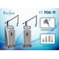 Quality Good effects facial skin tightening 10600 nm wavelength 360 degree scanning ability co2 laser price for sale