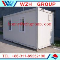 Quality cheap prefab toliets , portable conainer house for sale