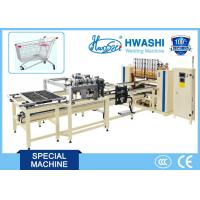China Carbon Steel Barbecue Wire Mesh Gantry Welding Machine Two Phase 380V 1 Year Warranty on sale