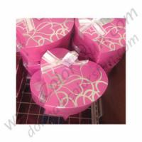 Quality Heart Shaped Paper Gift Boxes with Ribbon Bow for sale