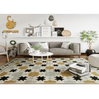Buy cheap Breathable Printed Indoor Area Rugs For Living Room Easy To Clean from wholesalers