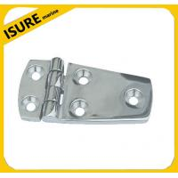 Quality Boat Marine  Short Side Door Hinges 1 Pair 2 pc Stamped 316 Stainless Steel for sale