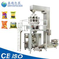 Quality High Precision Multihead Weigher Packing Machine / Sugar Sachet Packing Machine for sale