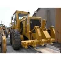 Quality used Caterpillar 14G motor grader  CAT 14G motor grader new painting with ripper for sale