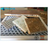 Buy cheap Thermal Insulation Aluminum Honeycomb Plate For Curtain Wall Core Board from wholesalers