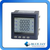 China digital multifunction power meter watt meter & power analyzer,voltage current power factor meter display meter on sale