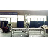 Quality Automatic Aluminum Fin-and-tube Heat Exchanger Robotics Welding Machine for sale