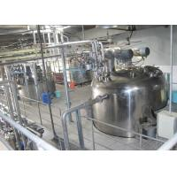 Quality Energy Saving Liquid Detergent Making Machine With Stainless Steel Material for sale