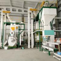 Quality Biomass Pellet Making Machine , Complete Biomass Wood Press MiLL Machine for sale
