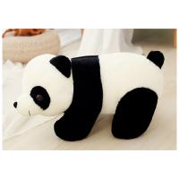 China Lovely Christmas Gift Personalised Plush Toys 20 - 90cm Plush Size Panda Stuff Toy on sale