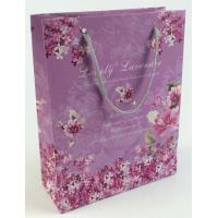 Quality paper promotional gift bag for sale