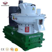China Malaysia Pellet Plant Hot Selling High Efficiency Wood Pellet Machine Price on sale