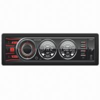 Quality Car MP3 player with FM/AM/AUX/Fix panel  for sale
