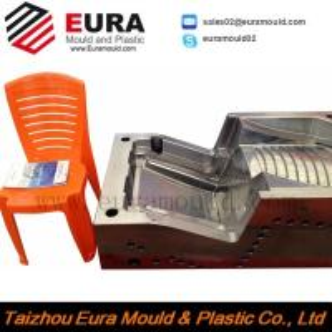 Quality EURA Custom design Chair Mould , injection Plastic Chair Mould,Plastic Chair Mould maker for sale