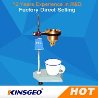 Buy cheap 30-100 Seconds Viscosity Measurement Instruments OEM / ODM Available from Wholesalers