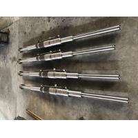 Quality Double Acting Double Ended Hydraulic Cylinder Steel Body Material Customized for sale