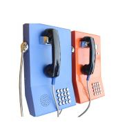 Quality Outdoor Auto Dial Emergency Phone Waterproof With Storage Number for sale