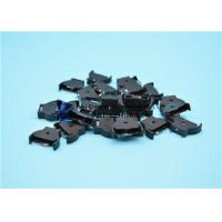 China Black Other Electronic Components , Upright Insert CR2032 Battery Holder on sale
