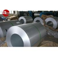 Buy cheap Oiled And Chromated Galvalume Steel Coil With Prepainted Galvanized Surface Treatment from wholesalers