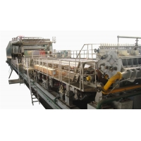China Sectional 120gsm 1600mm Kraft Paper Making Machinery on sale