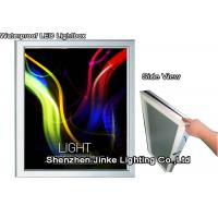 Quality Double Side Photo Picture Frame Slim LED Light Box With Acrylic Pannel for sale