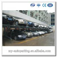 China Hydraulic Car Jack Lift Manual Car Lift Double Parking Car Lift Tilting Car Lift on sale