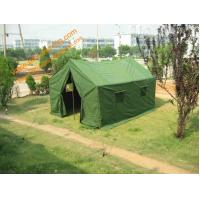 6  People Galvanized Steel Military Camping Waterproof  Canvas Army Tent