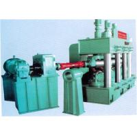 Quality Steel Pipe Hydraulic Straightening Machine Smooth Surface With S Curve Roller for sale
