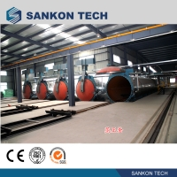 Quality CE precuring room mould running Friction Wheel for sale