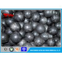 Quality 20mm-180mm Good Wear Resistant Grinding Ball Cast iron balls with ISO9001 for sale