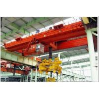 China High quality 250 ton double girder traveling bridge crane on sale