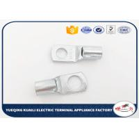 Quality Terminal Tube Crimp Copper Cable Lugs SC Series Tinned Tube for sale