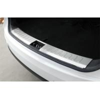 Quality Back Interior Stainless Steel Door Sill Plates For JAC S5 2013 for sale