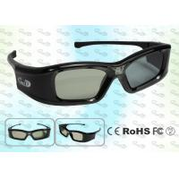 Quality Rechargeable Theater DLP LINK Active Shutter 3D Glasses for sale