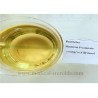Quality Painless Injectable Premade Oil Masteron 100Mg / Ml , Drostanolone Propionate for sale