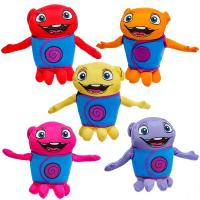 China New Cartoon Aliens Drive Me Crazy Stuffed Plush Toys Dream Works Home Boov Asst on sale