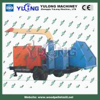 Quality PTO wood chipper Mobile wood chipper Diesel engine wood chipper for sale