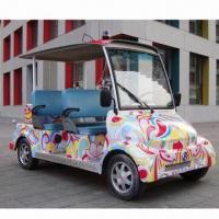Quality Large Format Sticker for Car/Van/Vehicle/Bus, Made of Colored Sticker, 3M and Adhesive Vinyl for sale