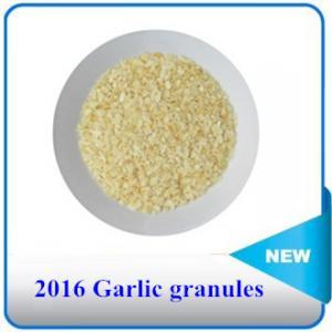 2016 Garlic Granules