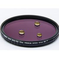 Quality Ultra Slim Frame Camera Lens Variable Neutral Density ND2 - ND32 ND Filter For Landscape Photography for sale